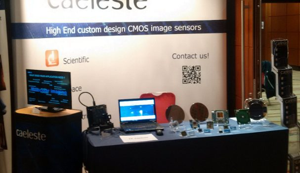 Caeleste at the Image Sensors Europe Conference