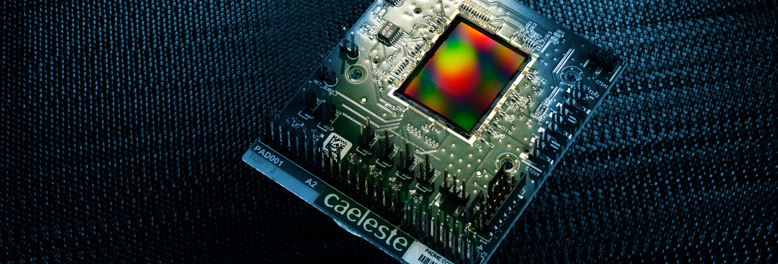 The supplier of beyond state-of-the-art custom designed CMOS image sensors